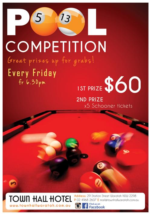 Friday Pool Comp